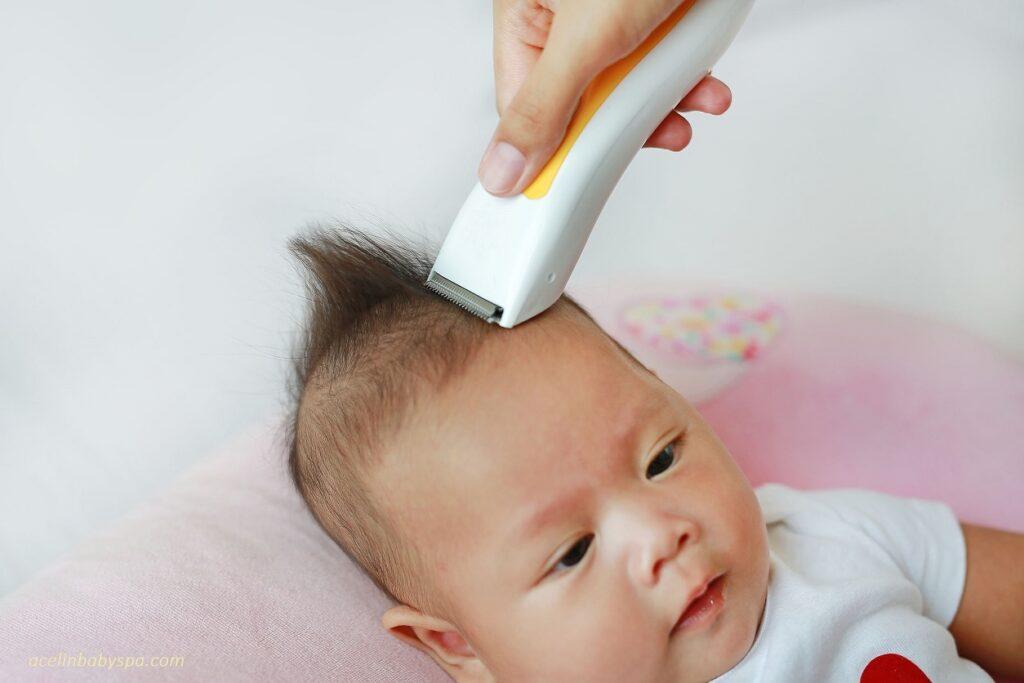 Potong Rambut Bayi Bekasi