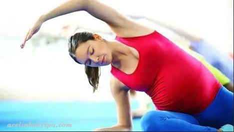 Prenatal Yoga Solo