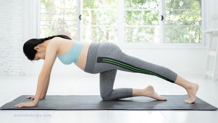 Yoga Hamil Solo