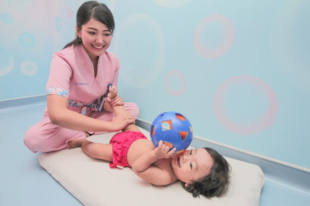 Spa Bayi di Solo Raya